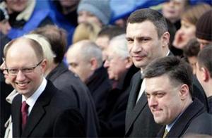 «Еврогазбанк» спустил деньги вкладчиков на Майдан, Кличко и Порошенко