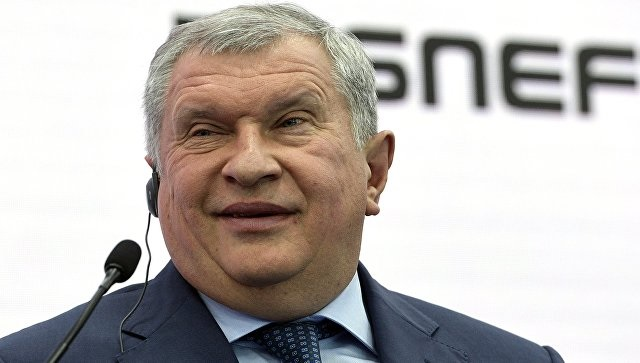 Игорь Сечин в глаза бы не видел трубу «Транснефти»