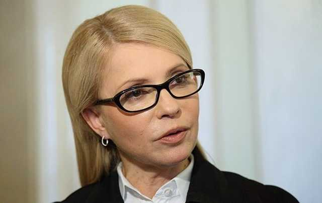 Корчинский назвал черного кассира в партии Тимошенко