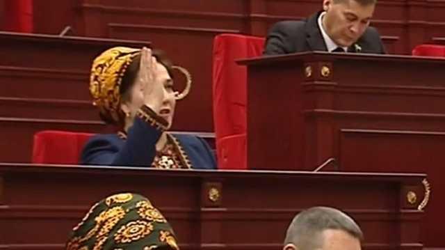 Глава Парламента Туркменистана президенту: «Под вашим руководством продолжим свою работу»