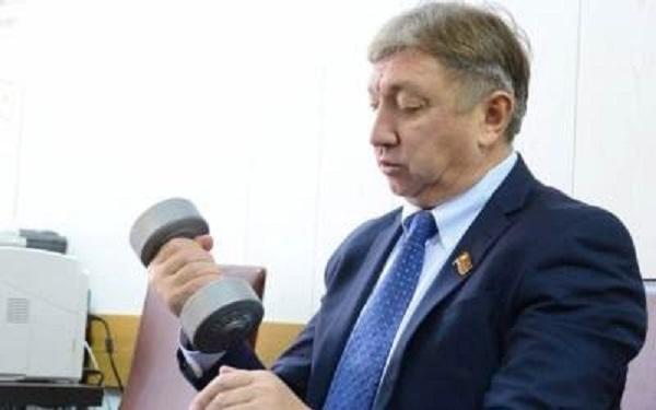 Ренат Лайшев: депутат от спорта