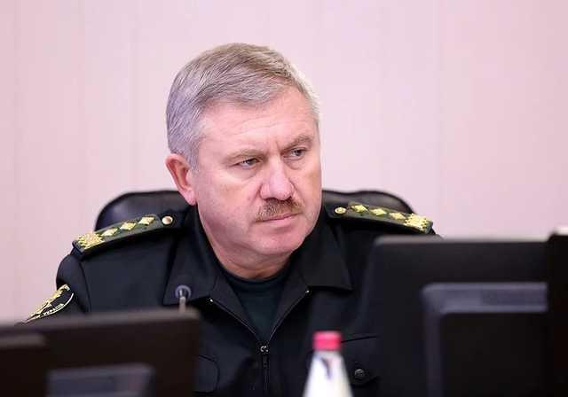 Задержан экс-командующий Нацгвардии Аллеров