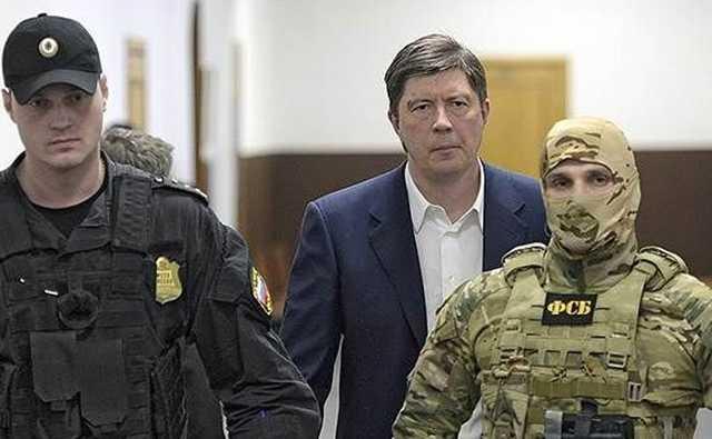 На полковника ФСБ Черкалина дал показания экс-владелец банка «Югра»