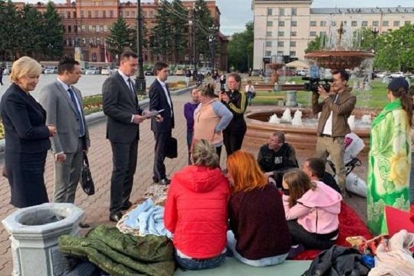 Хабаровские сироты устроили голодовку, чтобы получить положенное по закону жилье