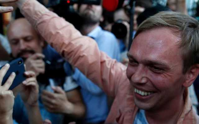 В Москве журналиста «Таких дел» задержали до акции в поддержку Голунова
