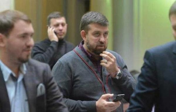 Депутат Олег Недава взял под опеку токсичную мафию