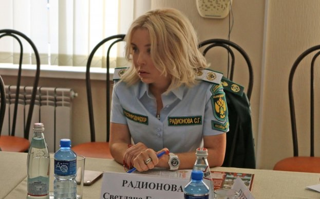 Радионова Светлана Геннадьевна: что общего у главы Росприроднадзора и авторитета «Шишкана»
