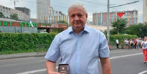Экс-главе полиции Днепропетровской области вручили подозрение в превышении власти